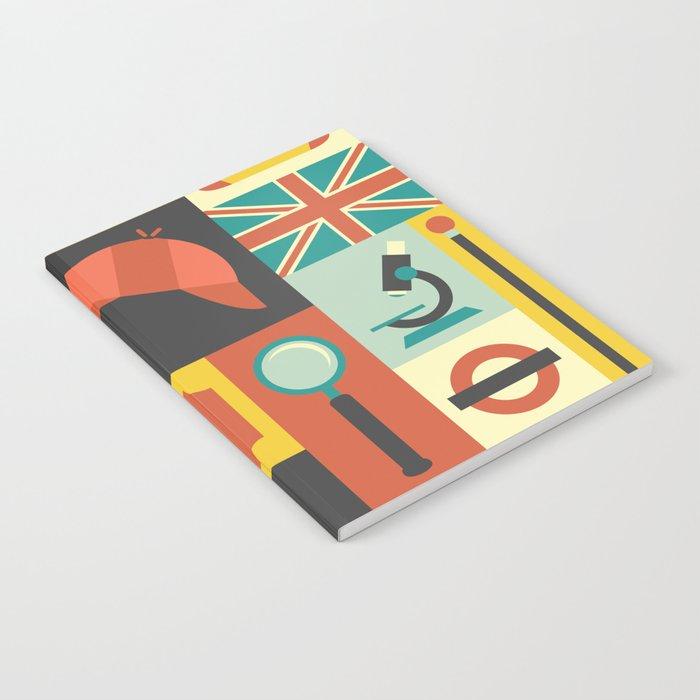 Sherlock Notebook