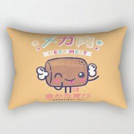 Mega Meat Rectangular Pillow