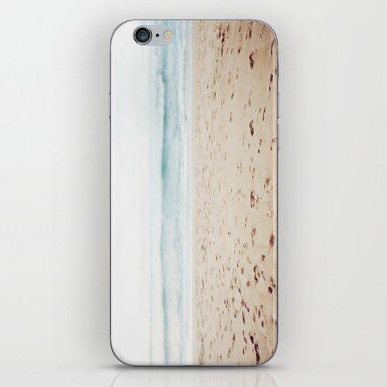 Guadalupe Beach iPhone & iPod Skin