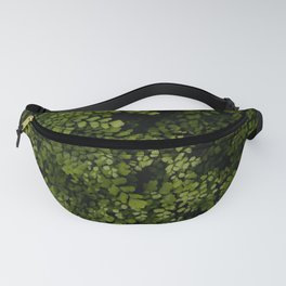 Small leaves Fanny Pack