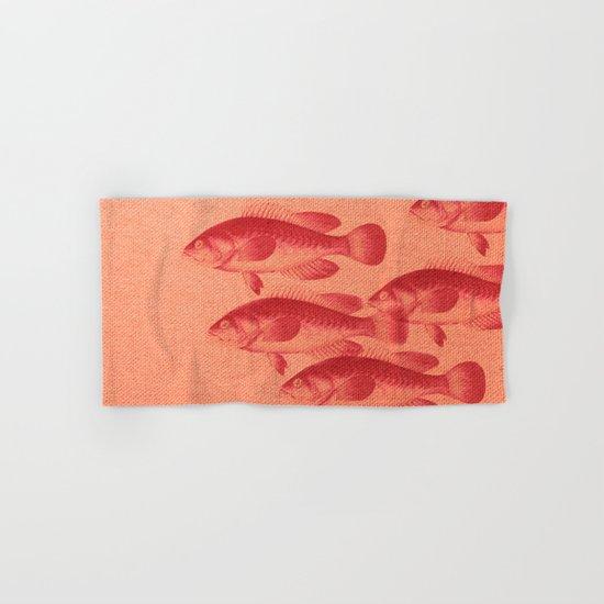 """Coletivo """"Peixes"""" Hand & Bath Towel"""