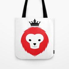 Little Lion Man Tote Bag