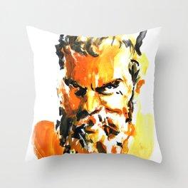 Orson Welles Throw Pillow