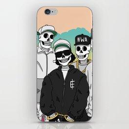 Compton iPhone Skin