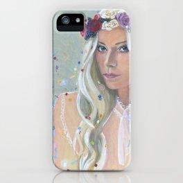 Dream a little iPhone Case
