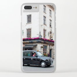The Prince of Wales Pub - Doc Braham - All Rights Reserved. Clear iPhone Case