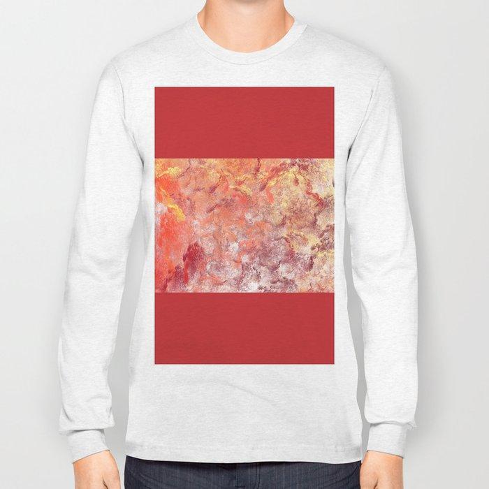 Glaswork (A7 B0194) Long Sleeve T-shirt