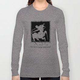 KINGDOM COME x WHITE Long Sleeve T-shirt