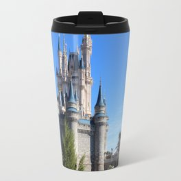 Drawbridge To The Magic Kingdom Travel Mug