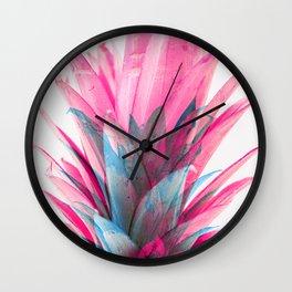 Pineapple Top Flowception | V1 Wall Clock