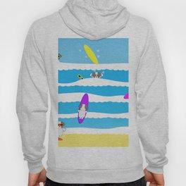 Totally Shih Tzu Surf Hoody