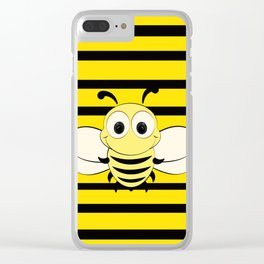 The Bee Clear iPhone Case