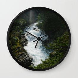 The Gorge Wall Clock