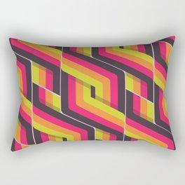 RETRO // Extrovert Rectangular Pillow