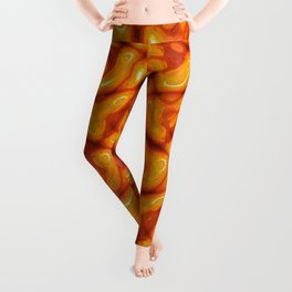 366 - Abstract Design Leggings