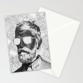 Graphic novelist Stationery Cards