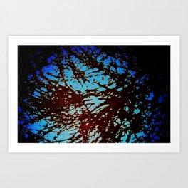 Reflection 2 Art Print