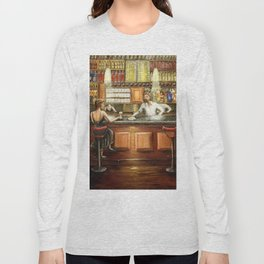 The Tapas Bar Long Sleeve T-shirt