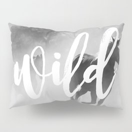 MANTRA SERIES: Wild Pillow Sham