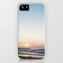 Sunrise at Culburra iPhone Case