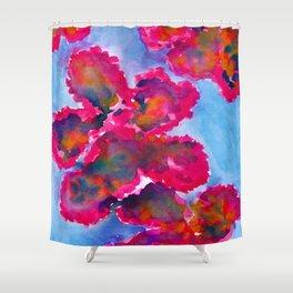 Caribbean Flush Shower Curtain