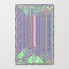 Pink Slip Canvas Print