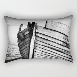 An old wreck Rectangular Pillow