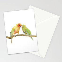 Parakeet - Friendship Stationery Cards