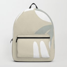Botanical Mirror Sage Backpack