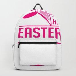 Hello Easterbunny Easter Fan Gift Backpack