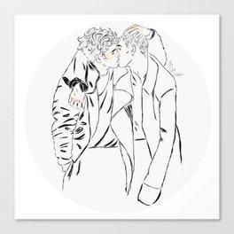 Pynch Canvas Print