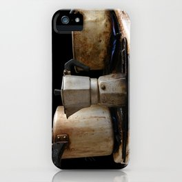 Café cubita iPhone Case