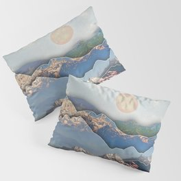 Rolling Mountains Pillow Sham