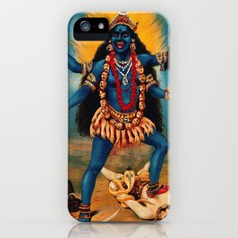 Kali - Hindu iPhone Case