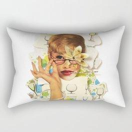 Blaise | Collage Rectangular Pillow