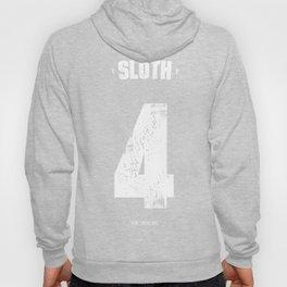 7 Deadly sins - Sloth Hoody