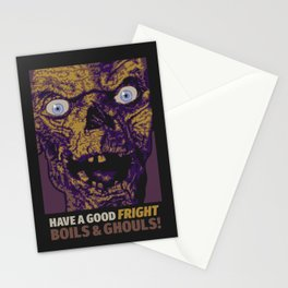 Boils & Ghouls Stationery Cards