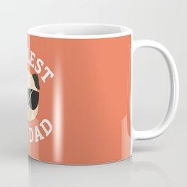 Coolest Pug Dad Coffee Mug