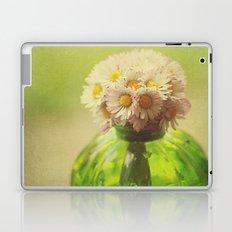 Flowers in the Window Laptop & iPad Skin