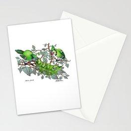 Pea Jays Stationery Cards