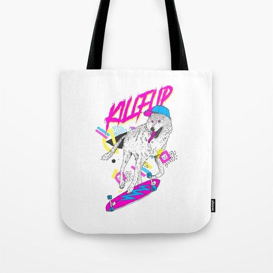Killflip Tote Bag