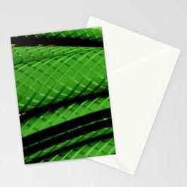Green Garden Hose Stationery Cards