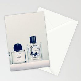 the scent ver.vogue color Stationery Cards