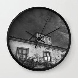 Old House II Wall Clock
