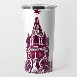 Kremlin Chimes-red Travel Mug