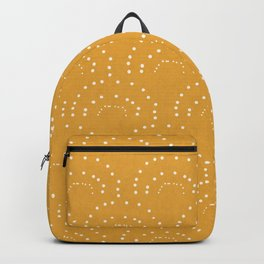 Boho neutral pattern Backpack