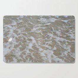 Foam of the ocean Cutting Board