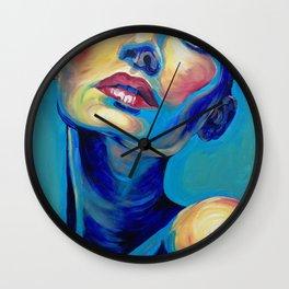 Poptastic baby! Wall Clock