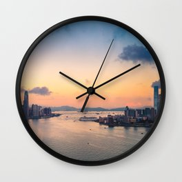 HONG KONG 09 Wall Clock