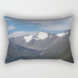 obergurgl tirol alps Rectangular Pillow